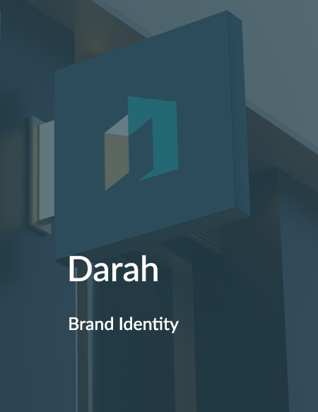Darah Brand Identity Design
