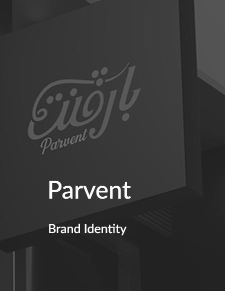 Parvent Brand Identity Design