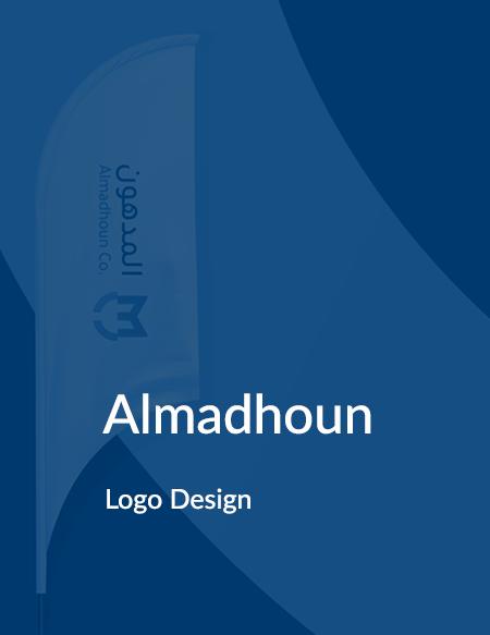 Almadhoun Logo Design